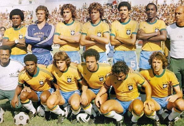 Foto seleo brasileira 1978 69